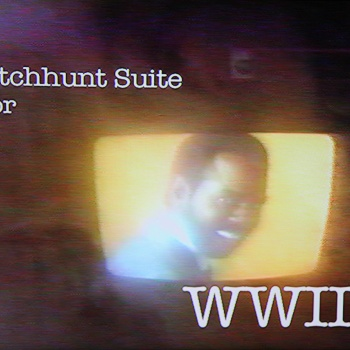 Ariel Pink's Haunted Graffiti Witchhunt Suite For WWIII