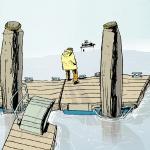 Minotaur Shock - Vigo Bay