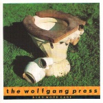 The Wolfgang Press Bird Wood Cage