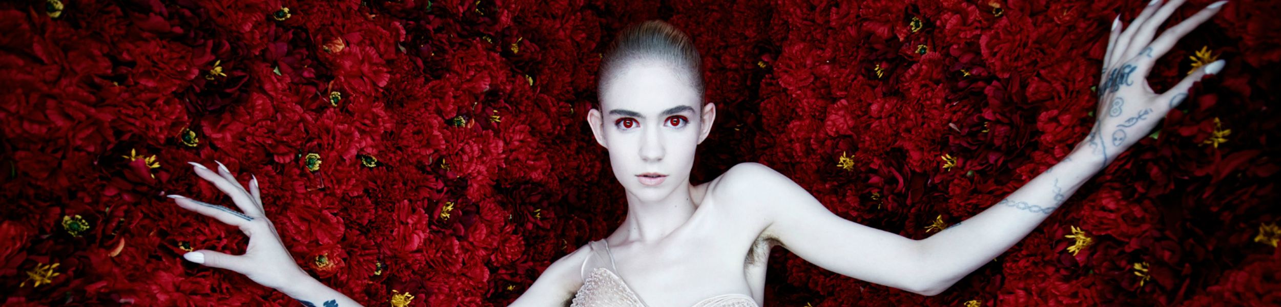 Grimes - Visions by Grimes Released Outside of North America Today