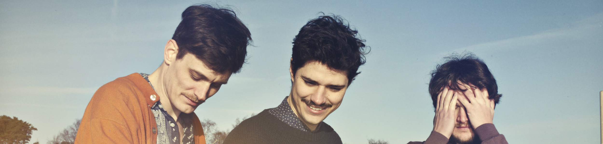 Efterklang - Efterklang Release 'I Was Playing Drums' this week