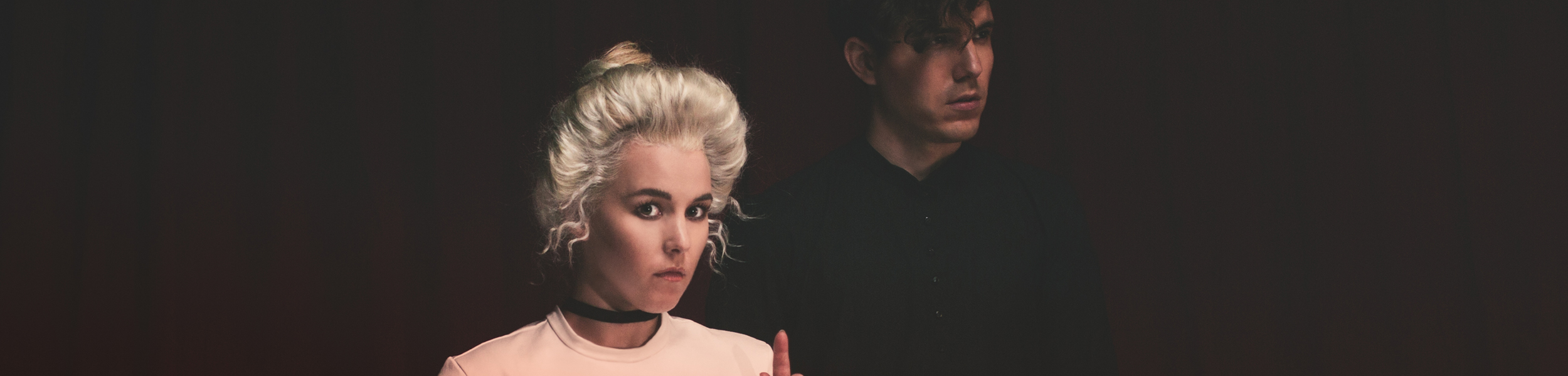 Purity Ring - 4AD Announces Purity Ring Album, Shrines