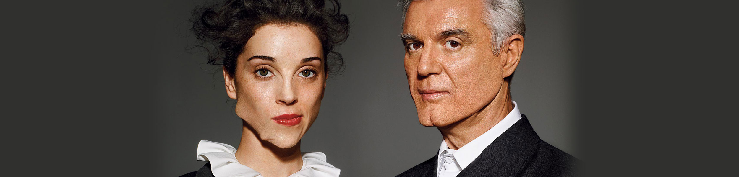 David Byrne & St. Vincent - David Byrne & St. Vincent Unveil New Track, 'Weekend In The Dust'