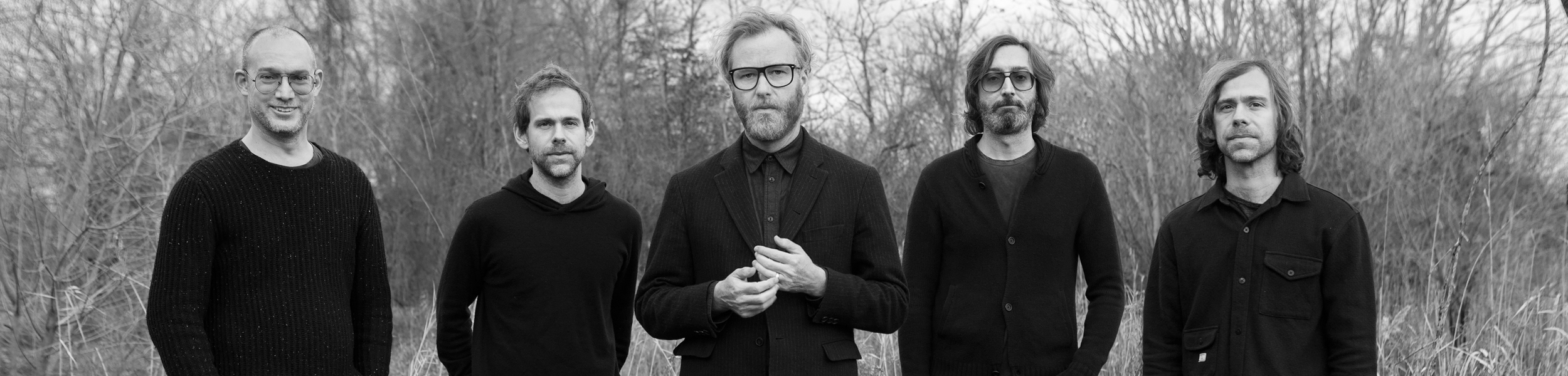 The National - New Album Track 'Carin At The Liquor Store'