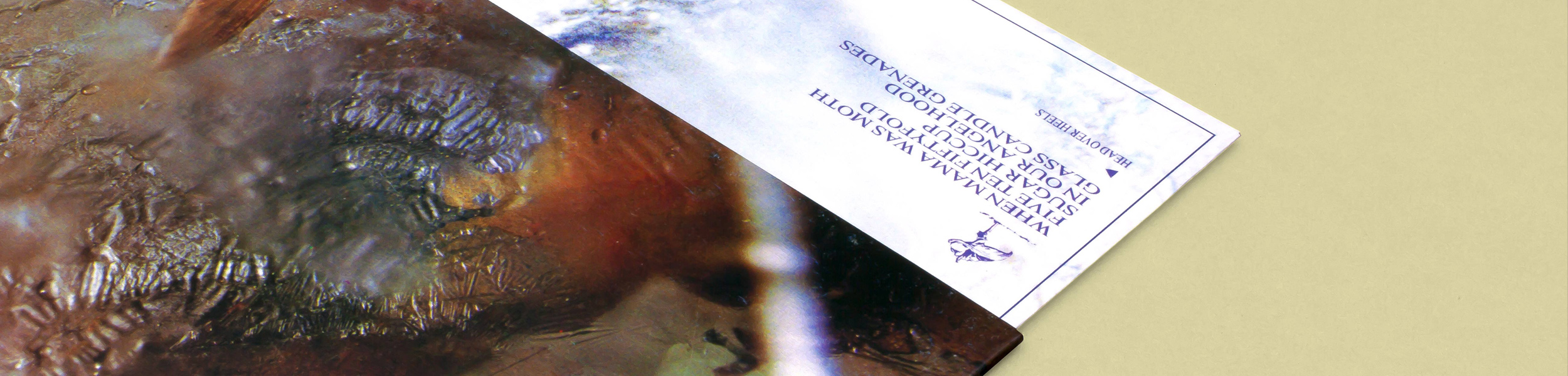 Cocteau Twins - 'Treasure' and 'Head Over Heels' Back In Print Now