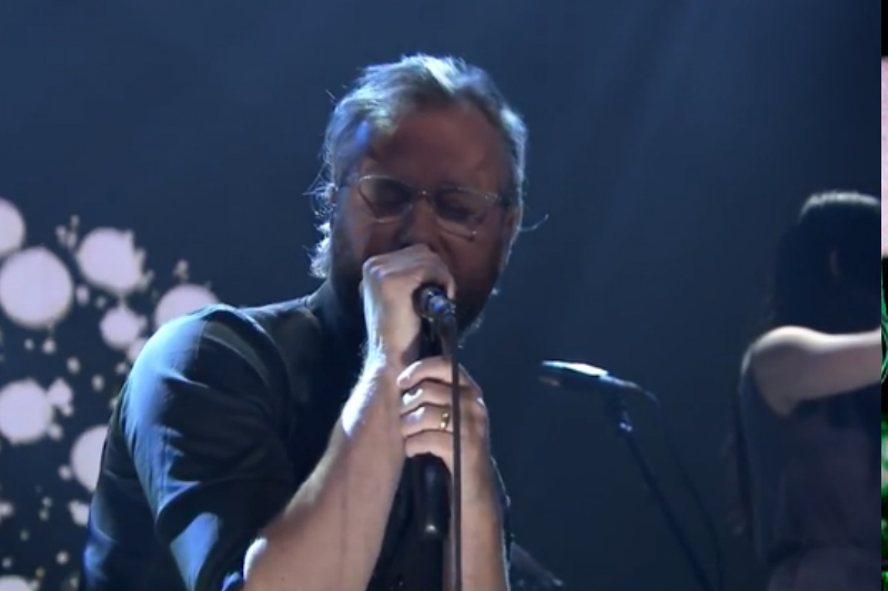 The National - mistakenforstrangersincinemasnowwatchfallonperformance