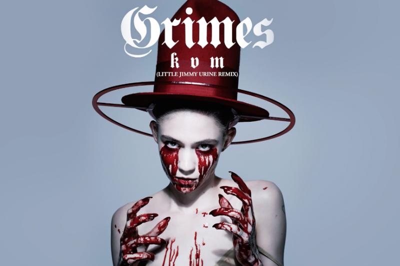 Grimes - killvmaimremixbylittlejimmyurine