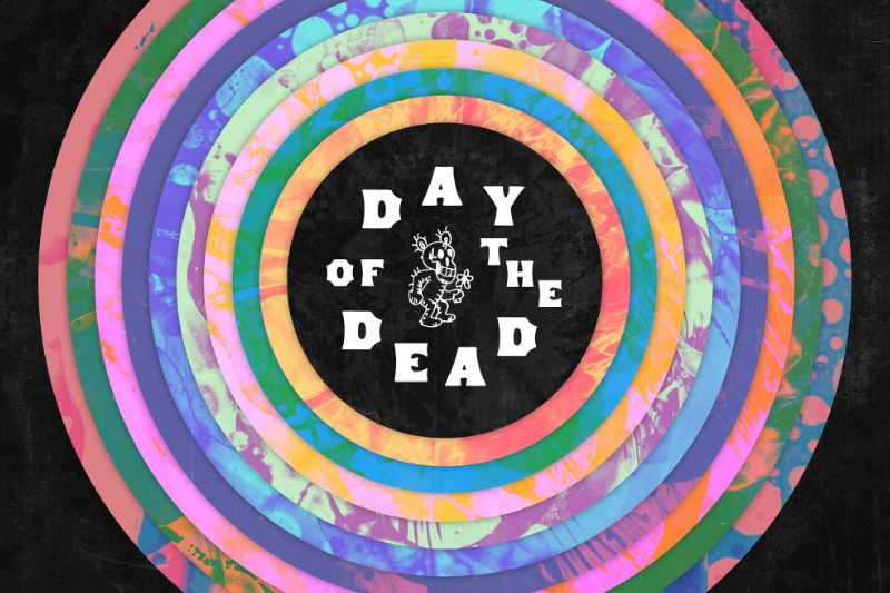Various - Out Now: Day of the Dead