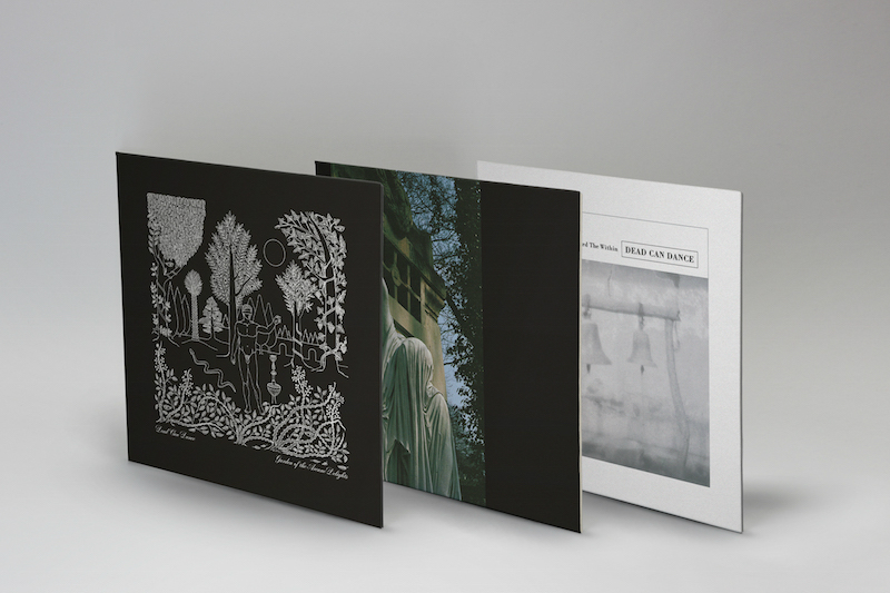 Dead Can Dance - Three More Classic LPs Reissued