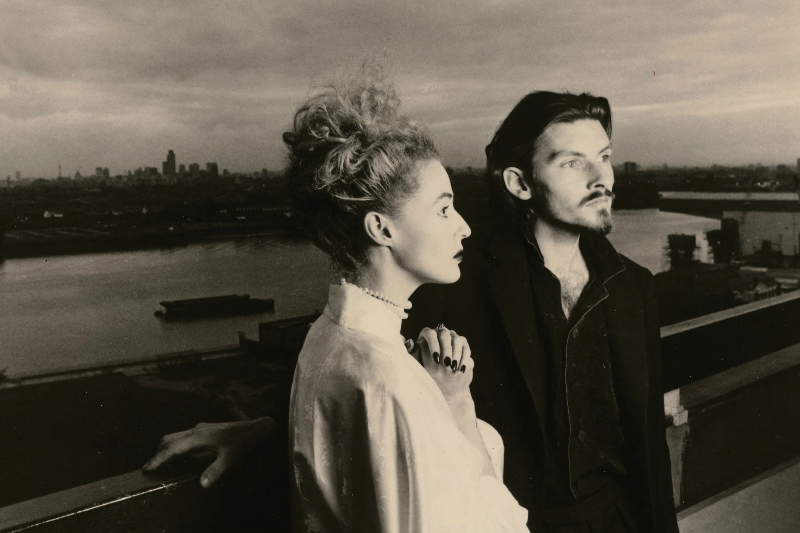 Dead Can Dance - Out Now: Dead Can Dance - All Nine 4AD Records Back In Print