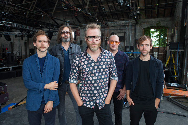 The National - scorehighestchartpositionsofcareer