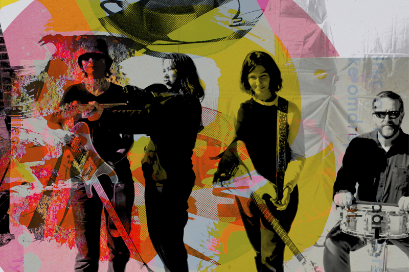 The Breeders - New Single 'Wait in the Car' & European & US Tour Dates