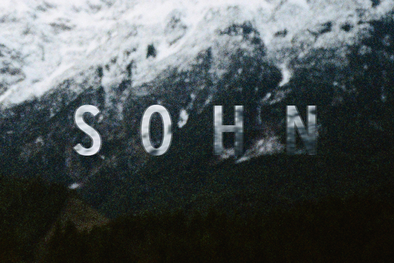 SOHN - Debut tracks finally on streaming services