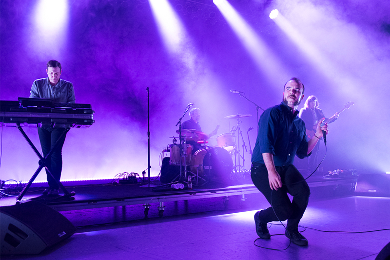 Future Islands - Announce 25-Date Headlining Summer North American Tour