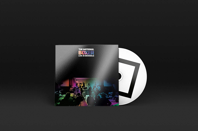 The National - 'Boxer Live In Brussels' Out Now