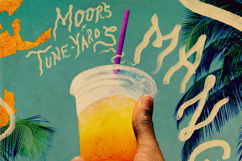 Tune-Yards - Tune-Yards And Moors Collaborate On New Song 'Mango'