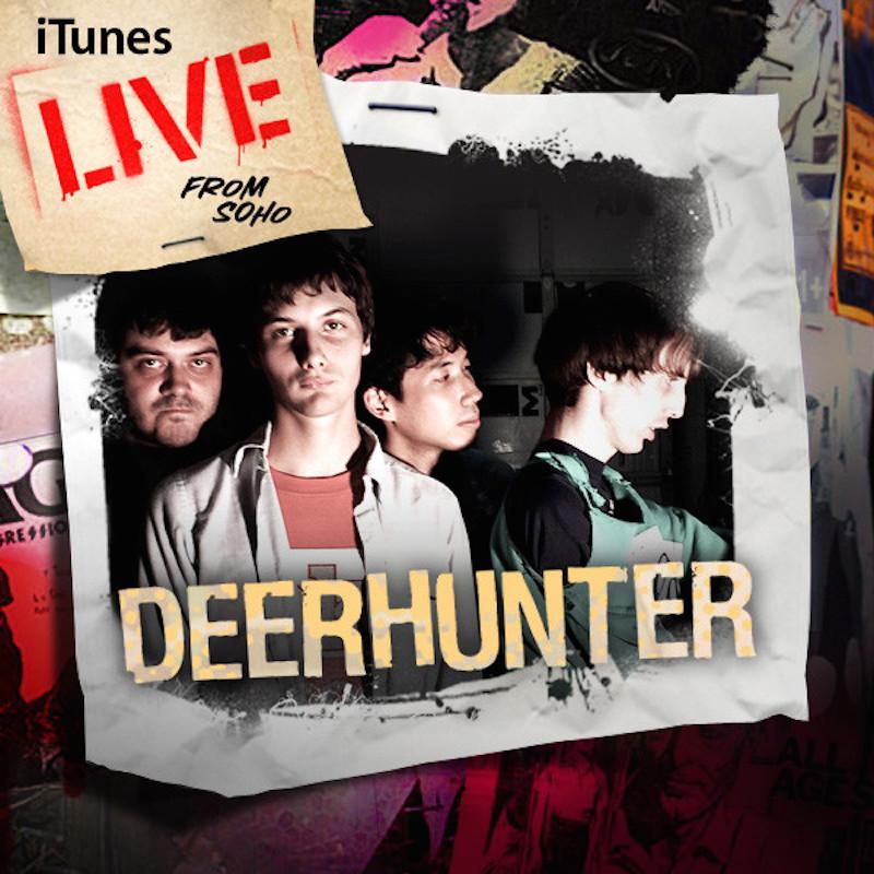 Deerhunter - iTunes Live from SoHo