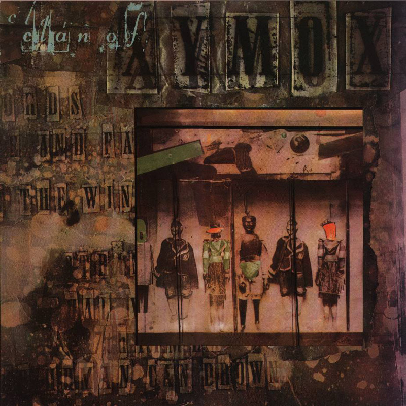 Clan Of Xymox - Clan Of Xymox