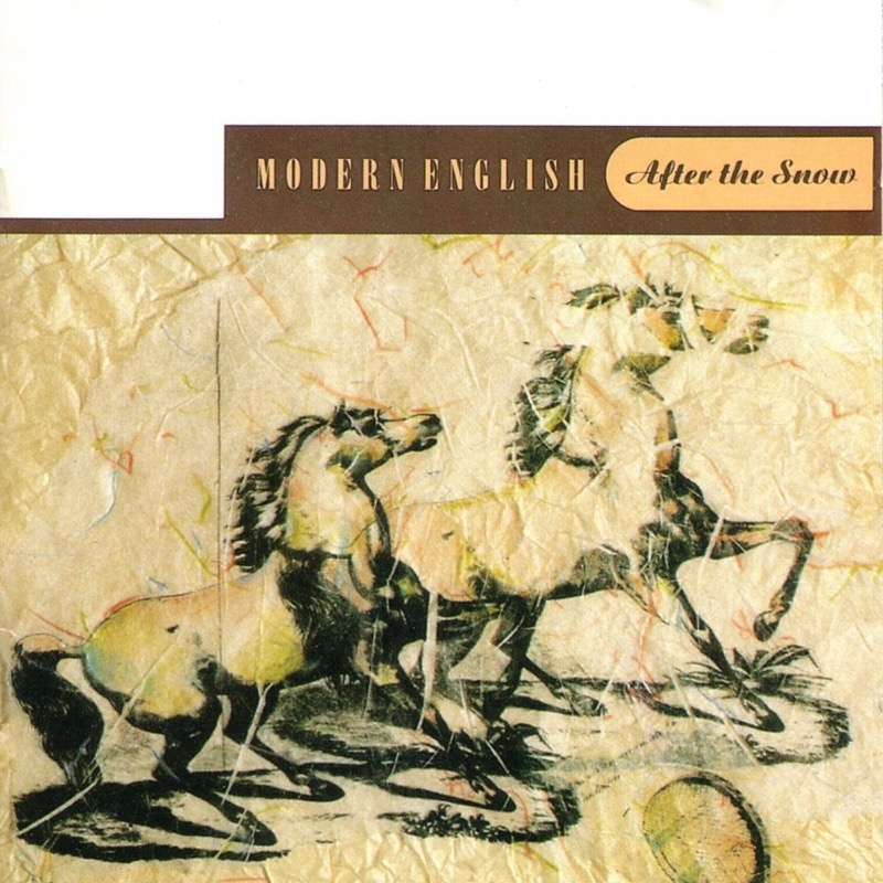 Modern English - After The Snow