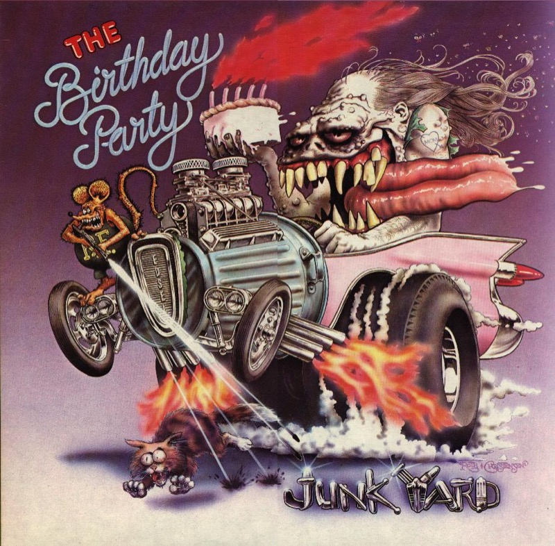 The Birthday Party - Junkyard (Remastered)