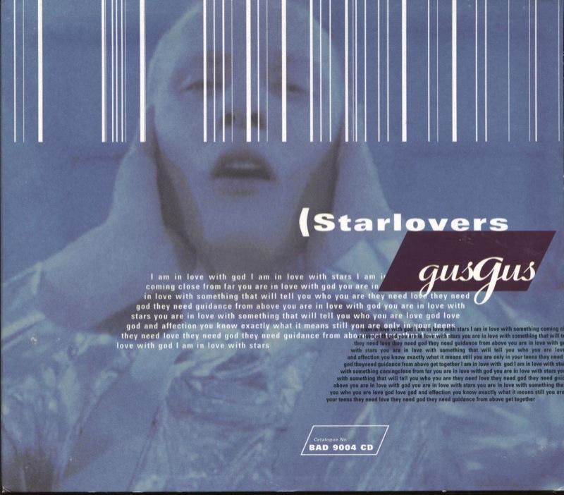 Gus Gus - Starlovers