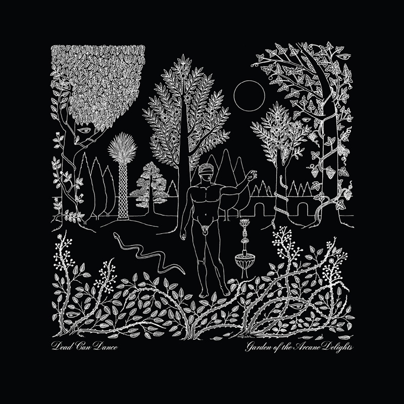 Dead Can Dance - Garden Of The Arcane Delights / The John Peel Sessions (2016 2LP Pressing)