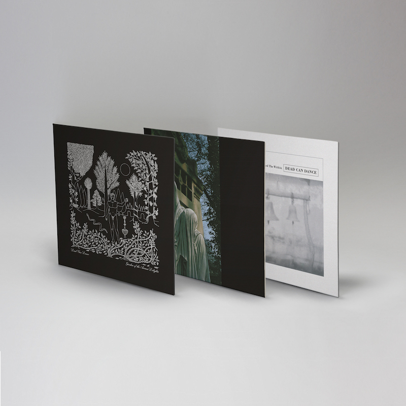 Dead Can Dance - 3 LP Bundle - Garden Of The Arcane Delights & John Peel Sessions /  Within The Realm Of A Dying Sun / Toward The Within