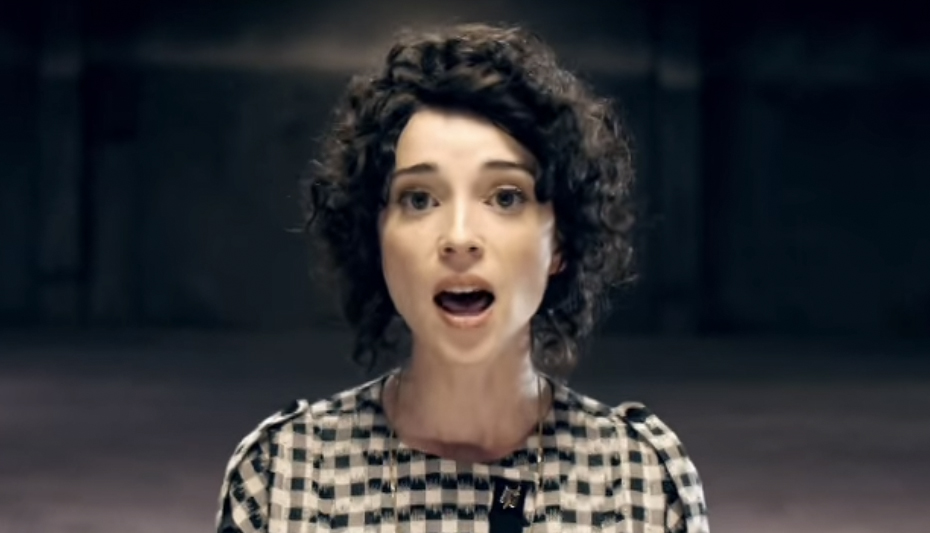 St. Vincent - 'Actor Out Of Work'