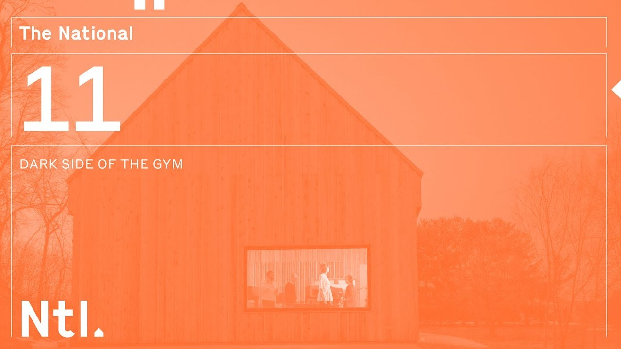 The National - 'Dark Side of the Gym'